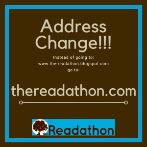 www.the-readathon.blogspot.com is now thereadathon.com