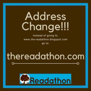 www.the-readathon.blogspot.com is now thereadathon.com
