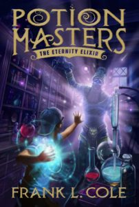 Potion Masters by Frank L. Cole