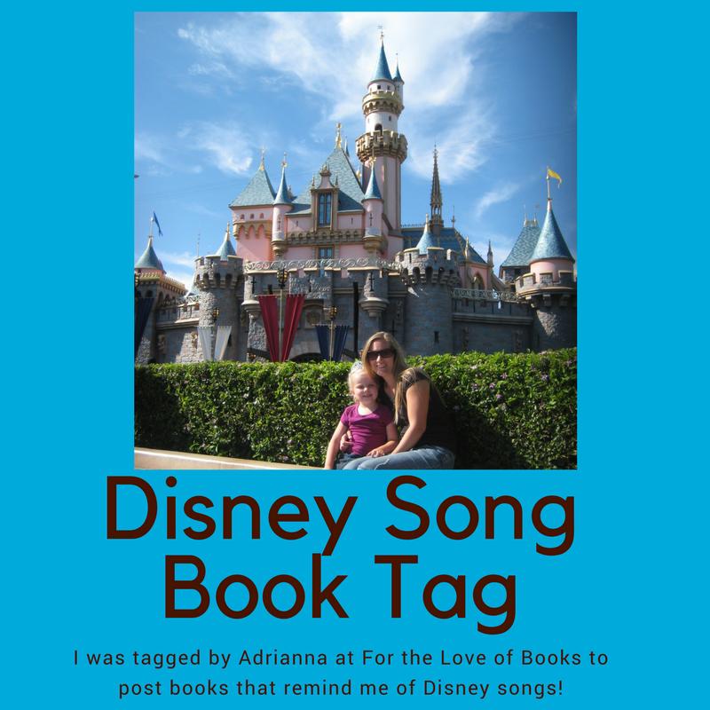 Disney Song Book Tag