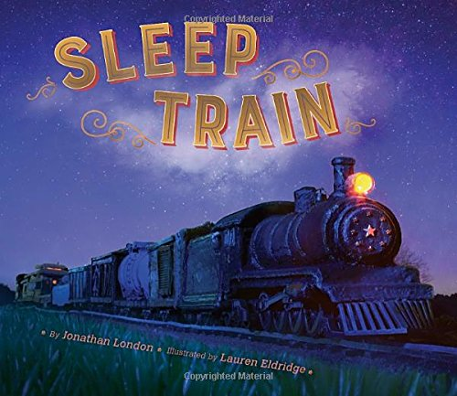 Sleep Train by Jonathan London