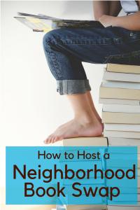 Neighborhood Book Swap