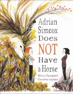 Adrian Simcox Does Not Have a Horse cover