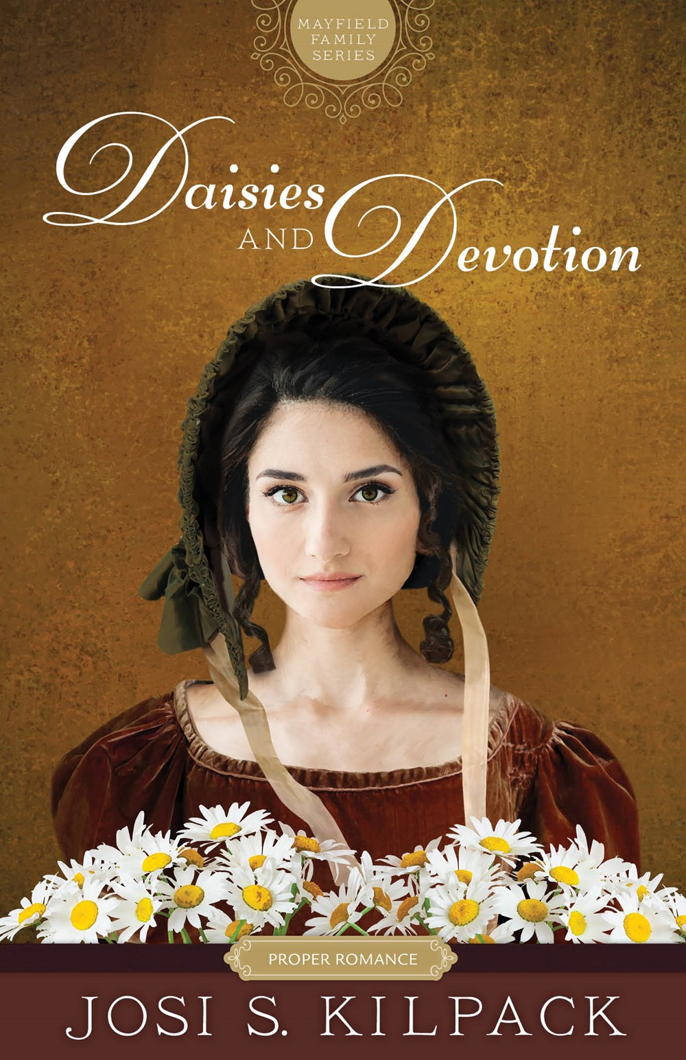 Daisies and Devotion by Josi S Kilpack Cover Art