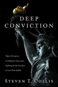 Cover Art of Deep Conviction by Steven T Collis