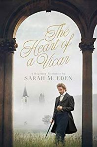 The Heart of a Vicar by Sarah M Eden