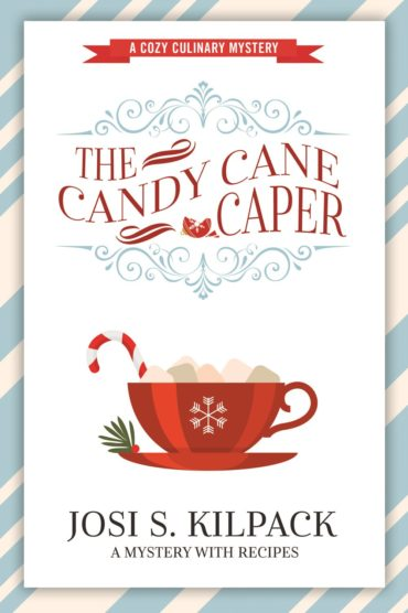 The Candy Cane Caper by Josi S Kilpack