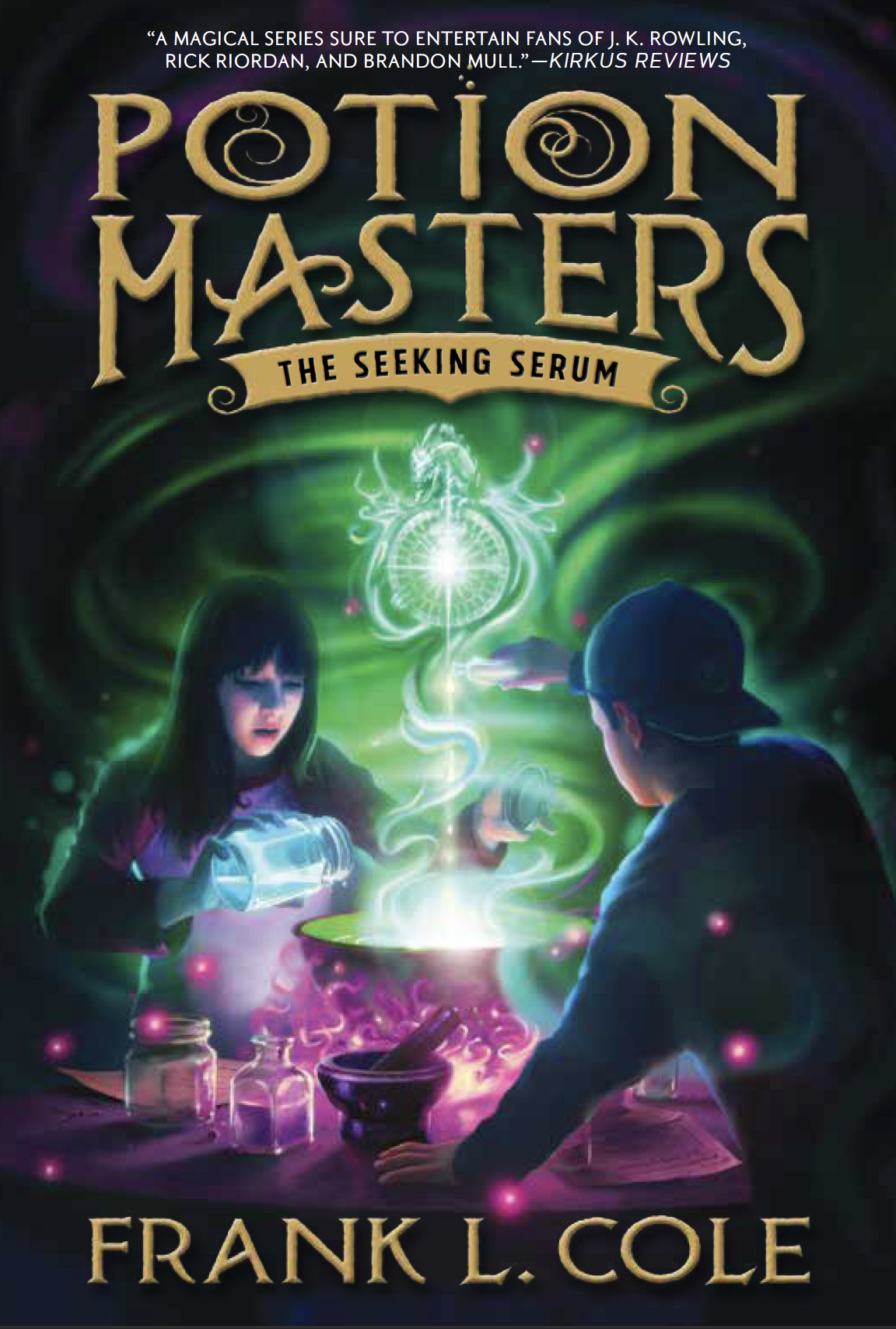 Potion Masters: The Seeking Serum (Book #3) by Frank L. Cole