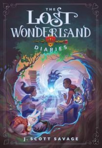 The Lost Wonderland Diaries by J Scott Savage