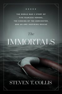 The Immortals by Steven T Collis